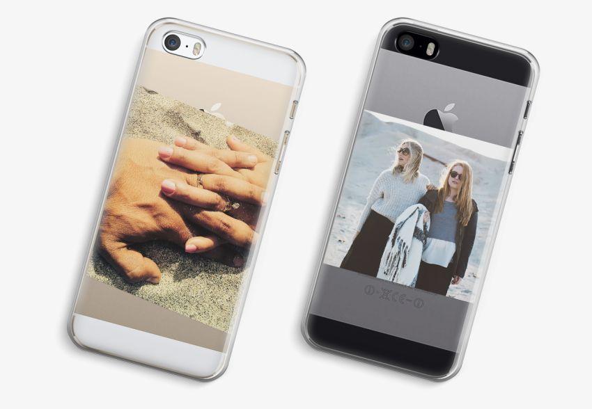 online store 9e77c a8518 iPhone 5 / 5S / SE Transparent Case
