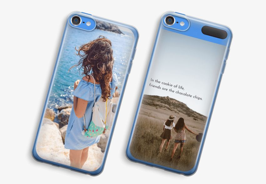 competitive price 86e75 5b0f8 iPod Touch 5 Transparent Case