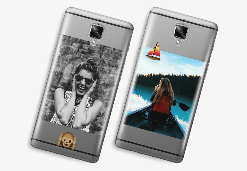 premium selection e71bd 422f6 OnePlus 3 Transparent Case
