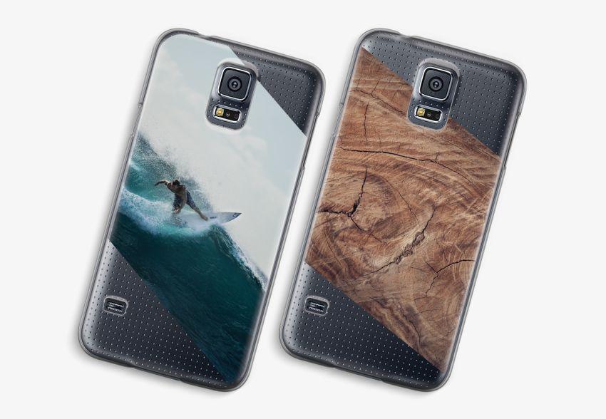 watch 233d8 cf0c0 Samsung Galaxy S5 Transparent Case