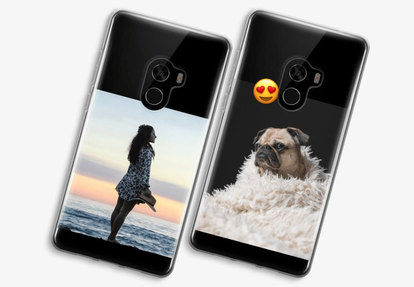 purchase cheap 78bca 3995d Xiaomi Mi Mix 2 Transparent Case