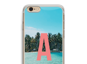 Make your own iPhone 6 PLUS / 6S PLUS monogram case