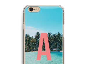Make your own iPhone 6 / 6S monogram case