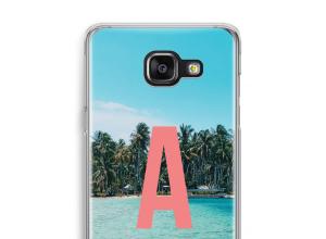 Make your own Samsung Galaxy A5 (2016) monogram case
