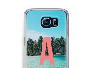 Make your own Galaxy S6 monogram case