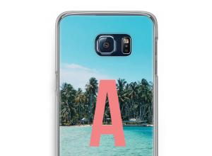 Make your own Galaxy S6 Edge Plus monogram case