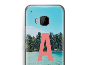 Make your own One M9 monogram case