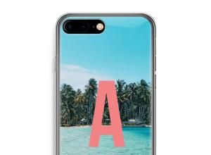 Make your own iPhone 7 PLUS monogram case