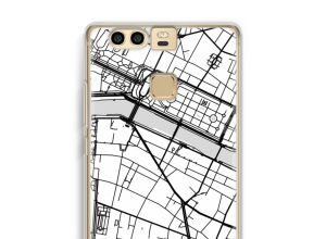 Put a city map on your Ascend P9 case