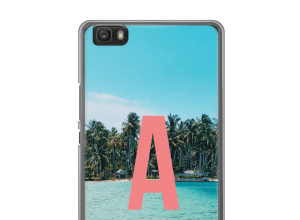 Make your own Ascend P8 lite (2016) monogram case