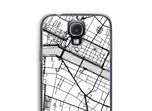 Put a city map on your Galaxy S4 case