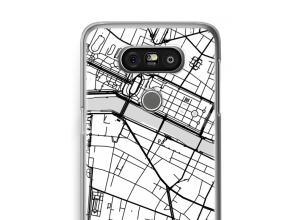 Put a city map on your G5 case