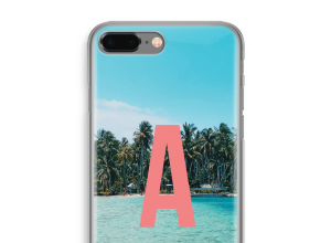 Make your own iPhone 8 Plus monogram case