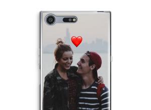 Create your own Xperia XZ Premium case