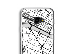 Put a city map on your Galaxy XCover 4 case