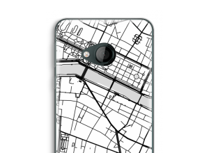 Put a city map on your U Play case