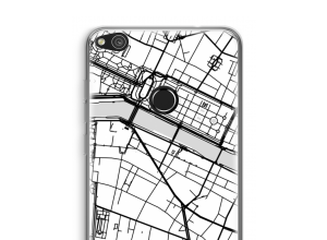 Put a city map on your Ascend P8 Lite (2017) case
