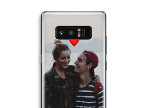 Create your own Galaxy Note 8 case