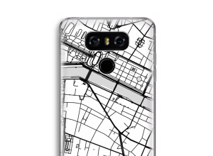 Put a city map on your G6 case