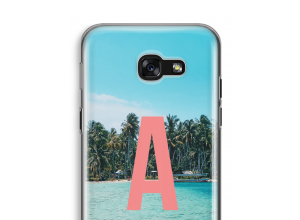 Make your own Galaxy A5 (2017) monogram case