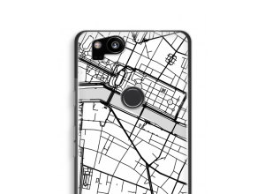 Put a city map on your Pixel 2 case