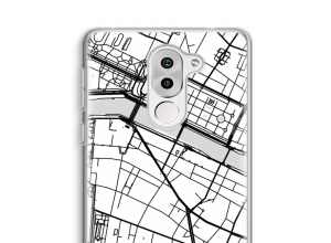 Put a city map on your Honor 6X case