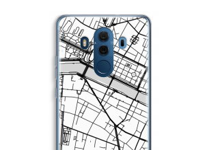 Put a city map on your Mate 10 Pro case