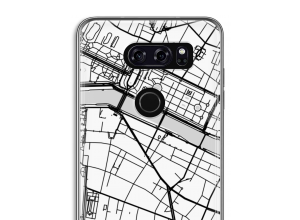 Put a city map on your V30 case