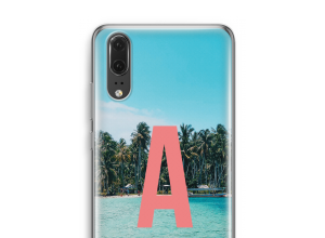 Make your own P20 monogram case