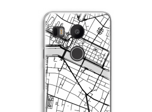 Put a city map on your Nexus 5X case