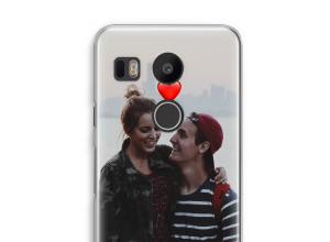 Create your own Nexus 5X case