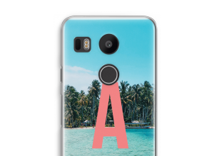 Make your own Nexus 5X monogram case