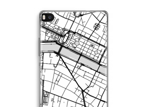 Put a city map on your Ascend P8 case