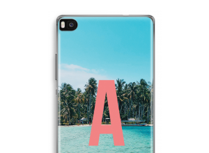 Make your own Ascend P8 monogram case