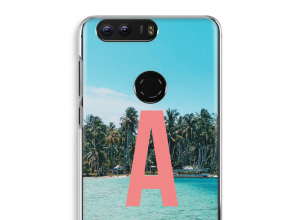 Make your own Honor 8 monogram case