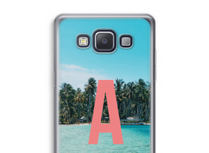 Make your own Galaxy A5 (2015) monogram case