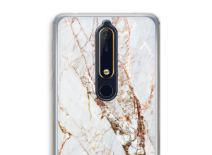 Pick a design for your Nokia 6 (2018) case