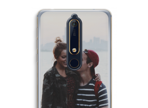 Create your own Nokia 6 (2018) case