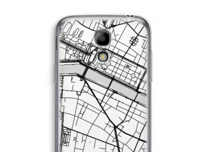 Put a city map on your Galaxy S4 mini case
