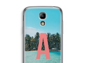 Make your own Galaxy S4 mini monogram case