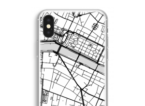 Put a city map on your iPhone XS case