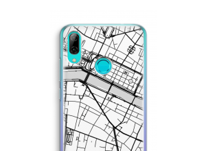 Put a city map on your P Smart (2019) case