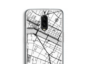 Put a city map on your OnePlus 6T case