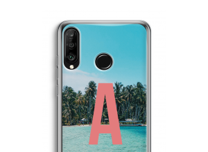 Make your own P30 Lite monogram case