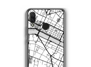 Put a city map on your Nova 3 case