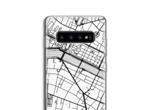 Put a city map on your Galaxy S10 case