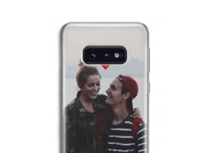 Create your own Galaxy S10e case