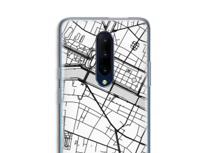 Put a city map on your OnePlus 7 Pro case