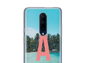 Make your own OnePlus 7 Pro monogram case