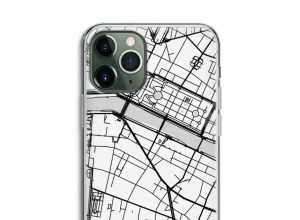 Put a city map on your iPhone 11 Pro case